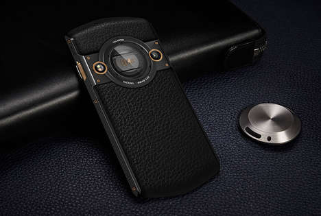 Opulent Chinese Smartphones - The 8848 Titanium M3 is Called as the World's Most Expensive Phone