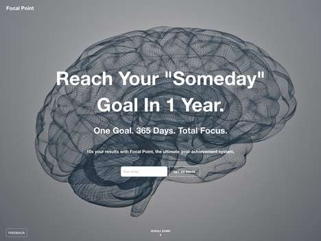 Life Goal Productivity Tools - 'Focal Point' Expedites Your Focus to Helps You Achieve Your Goals