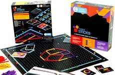 Educational Geometric STEM Games