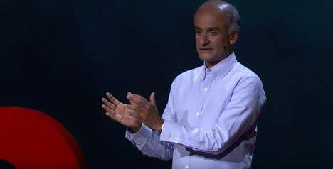 Embracing the Unexplored - Pico Iyer's Speech on the Unknown Evaluates What He Learned Traveling