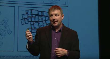 Reimagining Maps - Danny Dorling's Cartography Talk Redraws the Map of the World