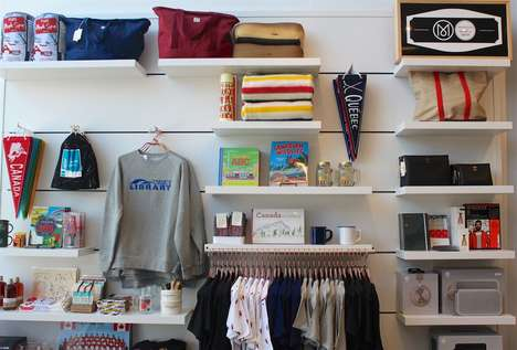 Quirky Candian Retail Concepts - The Drake General Store Sells Lovingly Curated Curiosities