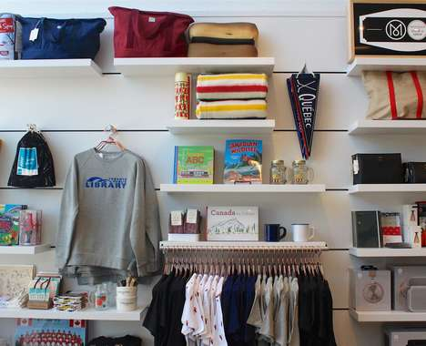 Quirky Candian Retail Concepts