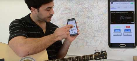 20 High-Tech Musical Aids - From Illuminated Guitar Sleeves to Ear-Training Tuning Apps