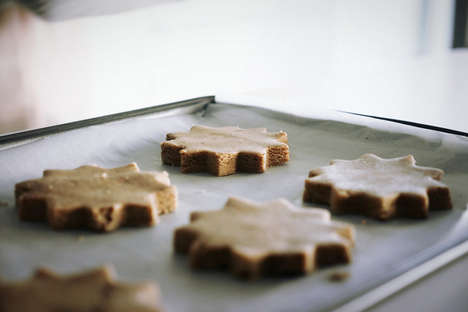 Charitable Shortbread Holiday Campaigns - This Holiday Business Aims to Promote a Charitable Cause
