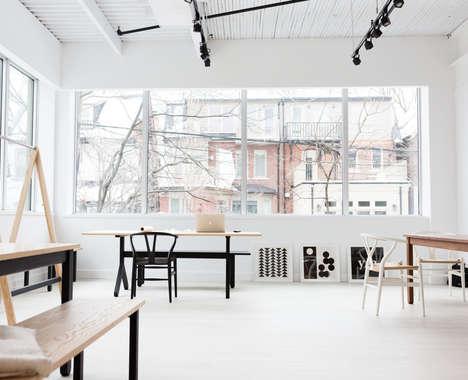 Bespoke Furniture Showrooms