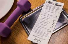 Fitness-Focused Cafe Payments