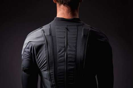 Movement-Recording Digital Suits - The Rokoko 'SmartSuit' Pro Offers Real-World Motion Capture