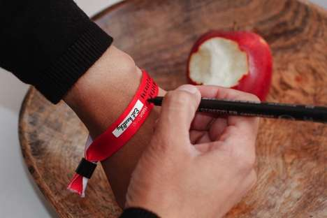 Habit-Forming Wristbands - HabitStrap Helps Consumers Form Good Habits and Kick Bad Ones