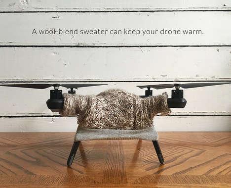 Decorative Drone Sweaters