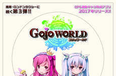 Players Level Up in 'Gojo World' by Taking Real-World Gojyo Taxi Rides