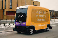 Kolonial.no is Using Self-Driving Vehicles to Deliver Online Orders