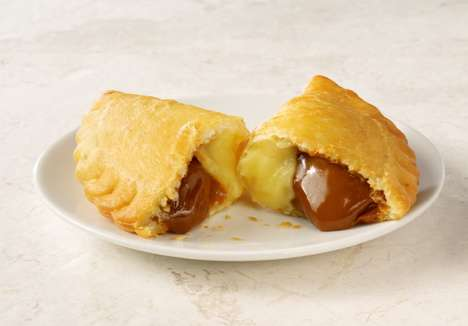 Sweet Yuletide Empanadas - Pollo Campero is Serving Up Dulce De Leche Empanadas for the Holidays