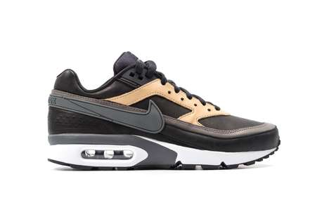 Revitalized Chunky Sneakers - Nike Put a Spin on Its Classic Air Max Look with the 'Vachetta Tan'