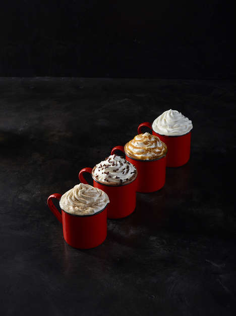 Cinnamon Cookie Cocoa Drinks - Starbucks' New Snickerdoodle Hot Cocoa is the Latest Seasonal Sipper