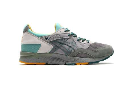 Outdoorsy 90s-Inspired Sneakers - These New GEL-Lyte Vs Feature a Lesser-Seen Color Combination