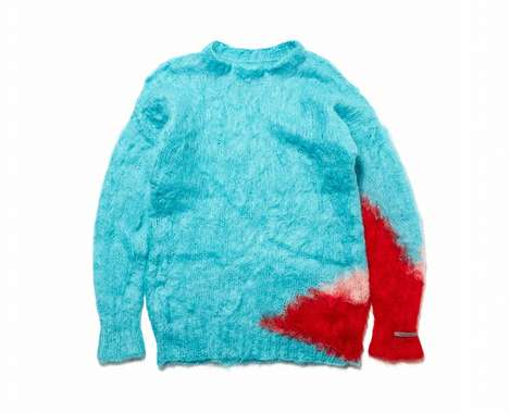 Colorful Mohair Sweaters