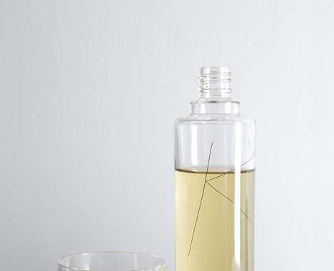Luxury Tea Bottles