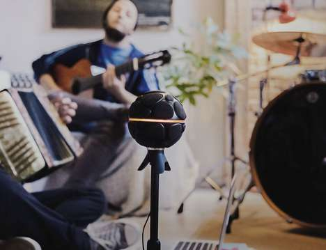 Digital Recording Studio Devices - The 'ZYLIA' Portable Recording Studio Packs Mics, Mixers and More