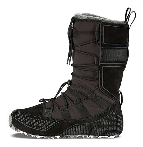 Gel-Infused Winter Sport Boots - The Vasque Lost 40 Mens Snow Boots Keep Feet Warm and Supported