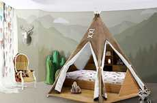 Imaginative Wilderness Tent Beds