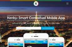 Emotional Social Apps - The New Kenby App Contains Contextual Insights Focusing on Feelings