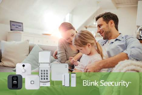 Flood-Detecting Security Sensors - The 'Blink Seecurity' Brand Includes a Suite of New Products