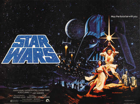 Ultra-HD Science Fiction Restorations - Lucasfilm is Releasing a 4K Star Wars: A New Hope