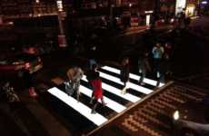 Lighted Pedestrians Crosswalks - 'Lighted Zebra Crossing' is a Safe Road Feature in the Netherlands