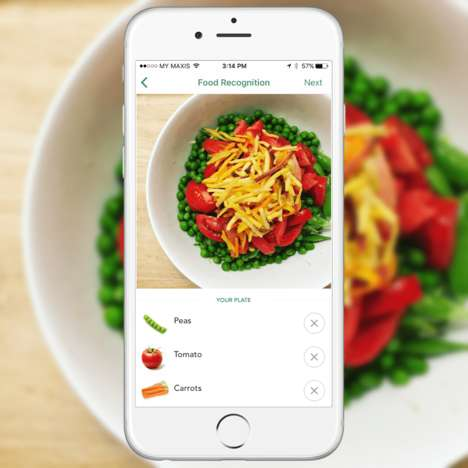 Gamified Social Dieting Apps - KaleKam is a Mobile Game and Social Media Platform for Healthy Eating