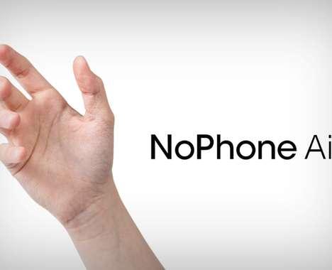 Imaginary Smartphone Designs