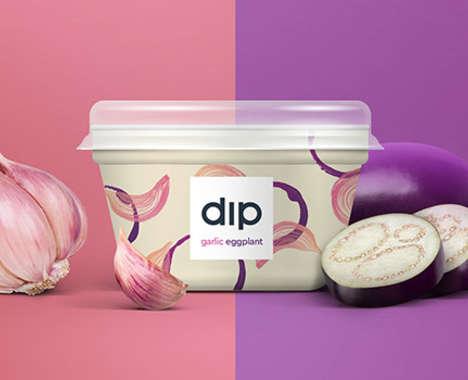Artisanal Local Ingredient Dips