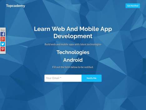 Real-Life Coding Education Platforms - 'Topcademy' Helps Users Create Apps by Building Real Projects