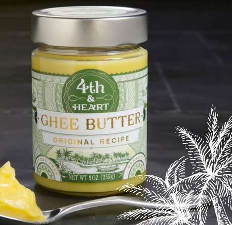 Ayurvedic Ghee Butters - Fourth & Heart's Ghee Butter is a Healthy Source of Fat