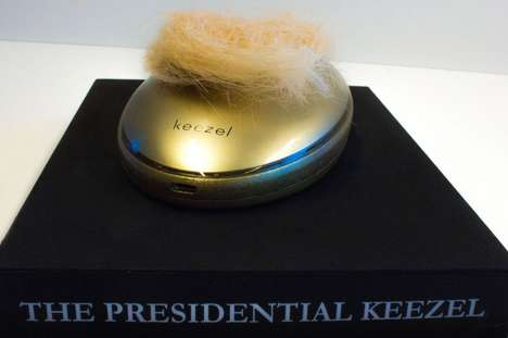 Presidential Portable VPNs - The Presidential Keezel is a Limited Edition Product at CES 2017