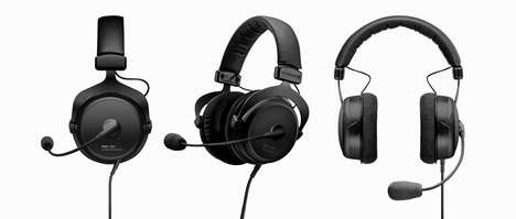 High-Performance Gaming Headphones - The beyerdyanmic MMX 300 2nd Generation Headset Is at CES 2017