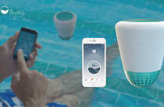 Connected Pool Care Services - 'ICO' Makes Maintaining Pools Easier and Was Debuted at CES 2017