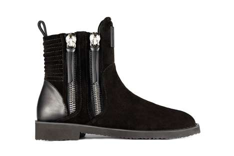 Singer-Branded Luxury Footwear - These Zayn Malik Shoes Were Designed with Giuseppe Zanotti