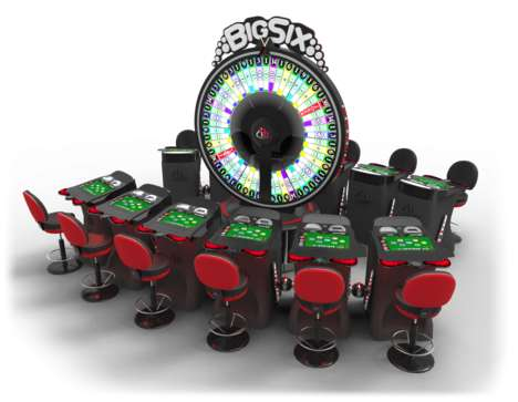 Gambling Wheel Stations - 'Big Six' Is a New Gambling Game That Has Seen Tremendous Success