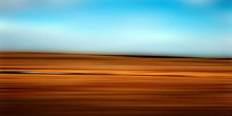 Abstract American Landscape Photography - Danae Falliers Lenses Nature in an Artfully Blurred Manner