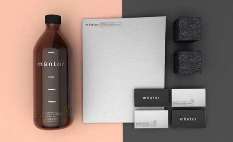 Contemporary Pulque Branding - A Studio Created a Modern Brand Concept for This Traditional Drink