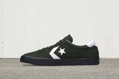Hybrid Skater Sneakers - Converse's Breakpoint Pro Combines the Looks of Skate and Tennis Sneakers