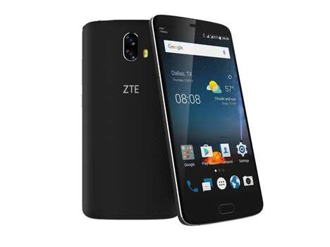 Low-Cost Quick Charge Smartphones - The ZTE Blade V8 Pro was Officially Announced at CES 2017