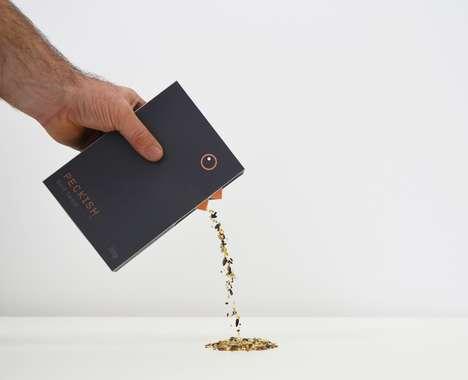 Avian-Themed Bird Seed Packaging