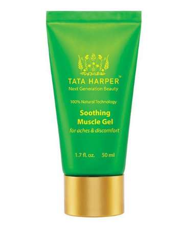 Natural Muscle-Soothing Gels - The Brand Tata Harper Offers a Muscle Relief Gel