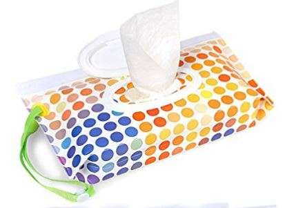 Resealable Wipe Containers - Ava & Kings' Case Sets Store Products Conveniently for Quick Access