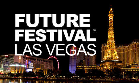 Future Festival Las Vegas - Trend Hunter's Las Vegas Insights Conference Helps to Spur Innovation