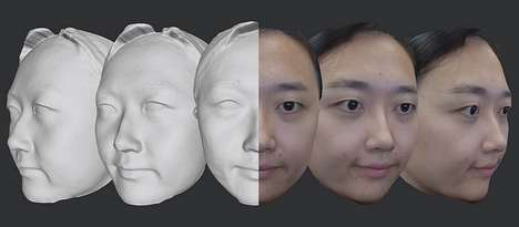 Accurate 3D Selfies - Bellus3D Face Camera Lets Users Take 3D Selfies with Their Smartphones