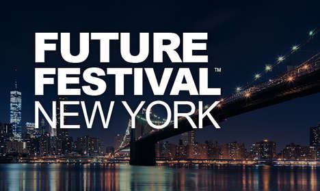 Future Festival New York - Trend Hunter's New York Insights Conference Includes Curated One-on-Ones