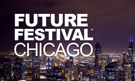 Future Festival Chicago - This Chicago Insights Conference Lets Attendees Meet with Research Experts